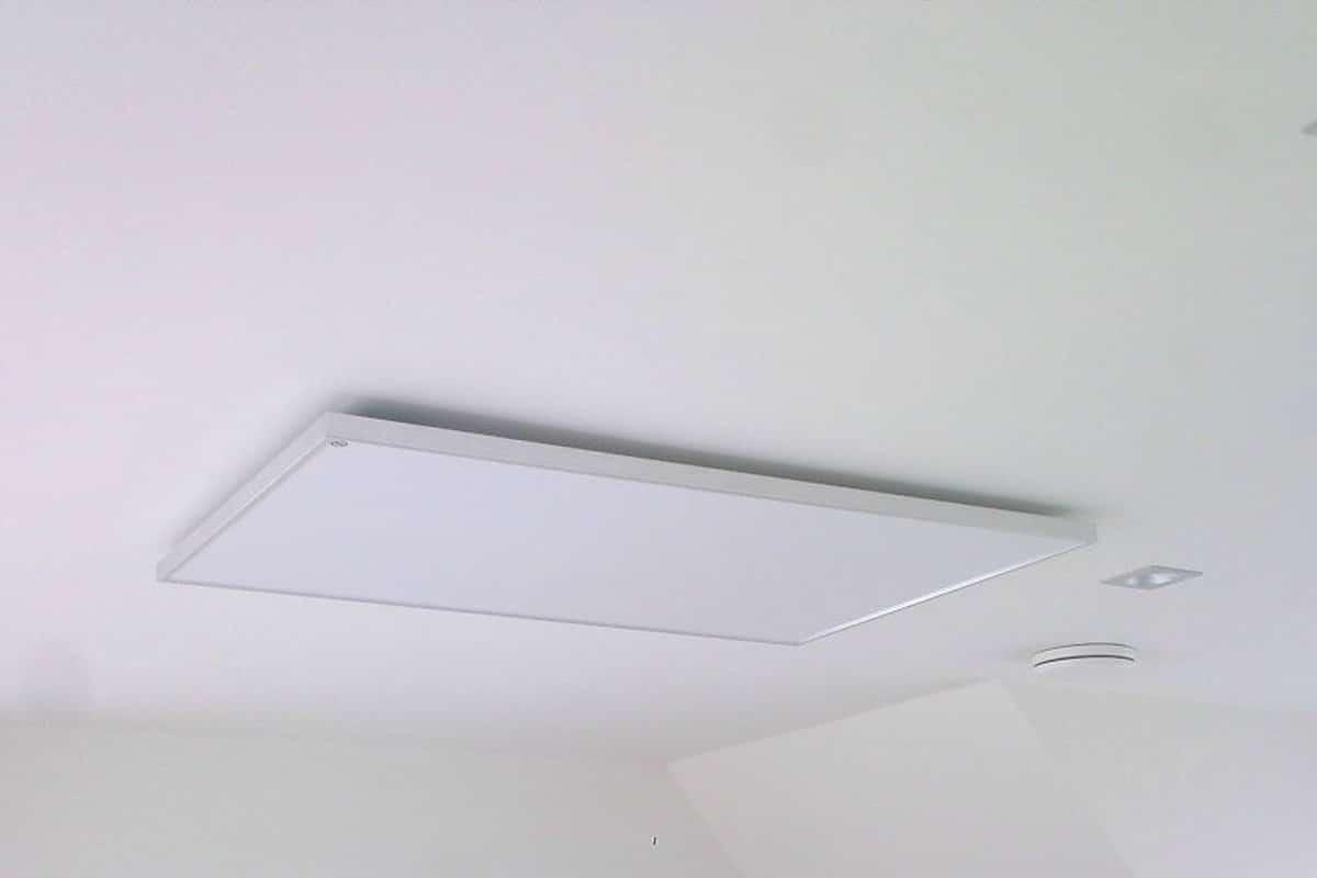 Chauffage infrarouge salle de bain consommation