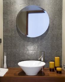 miroir chauffant infrarouge